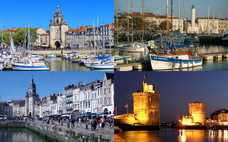 Villa-vendee - Vakantievilla in de Vendée - Les Jardins des Sables d'Olonne - La Rochelle compositie