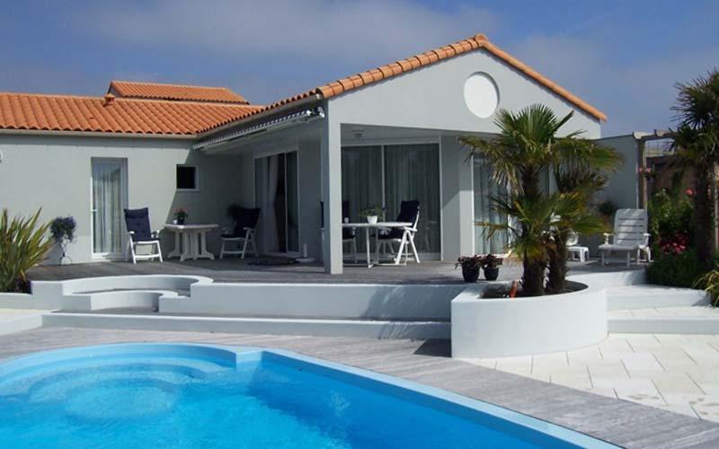 Villa-vendee - Vakantievilla in de Vendée - Les Jardins des Sables d'Olonne - Villa Acacia nr 127