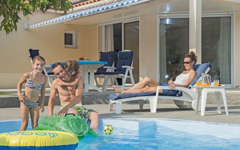 Villa-vendee - Vakantievilla in de Vendée - Les Jardins des Sables d'Olonne - picture family