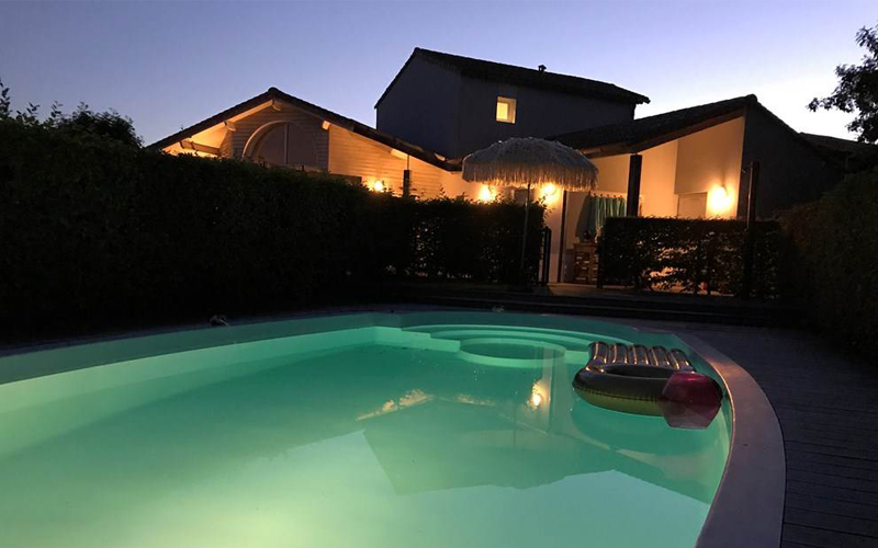 Villa-vendee - Vakantievilla in de Vendée - Les Jardins des Sables d'Olonne - Villa Sequoia nr 46