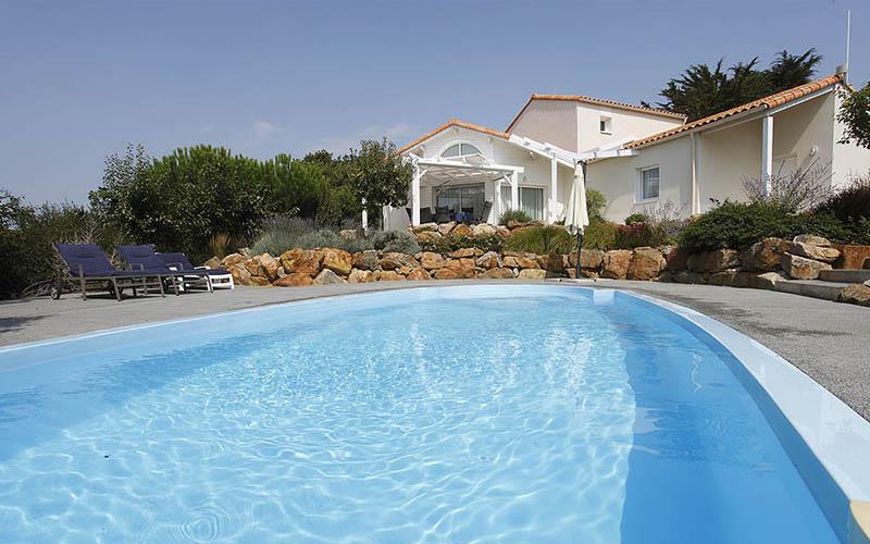 Villa-vendee - Vakantievilla in de Vendée - Les Jardins des Sables d'Olonne Villa Sophora nr 102