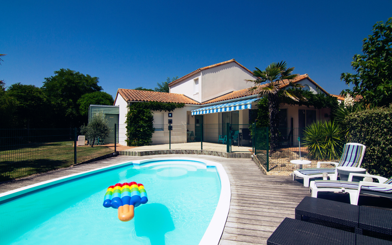 Villa-vendee - Vakantievilla in de Vendée - Les Jardins des Sables d'Olonne - Villa Sophora nr 3
