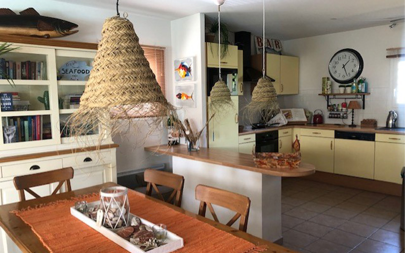 Villa-vendee - Vakantievilla in de Vendée - Les Jardins des Sables d'Olonne - Villa Sophora nr 66 keuken