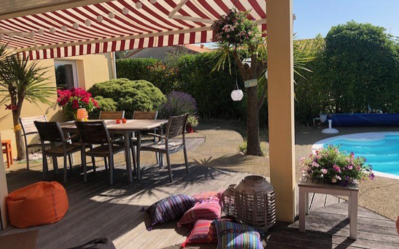 Villa-vendee - Vakantievilla in de Vendée - Les Jardins des Sables d'Olonne - Villa Sophora nr 66 terras