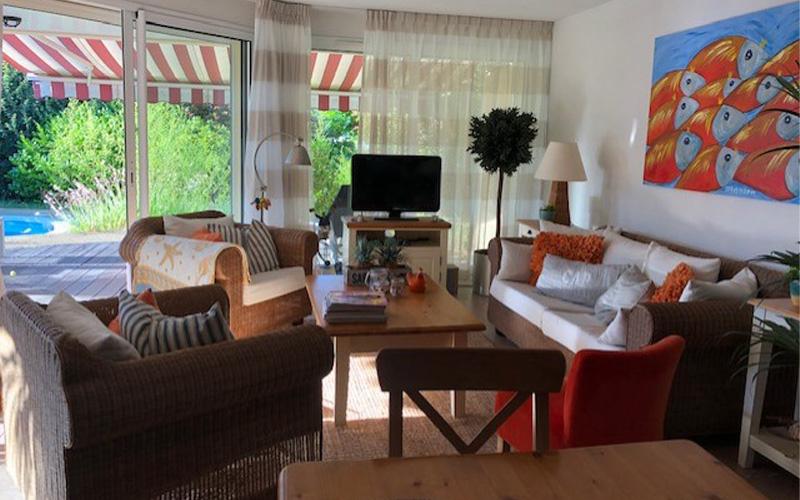 Villa-vendee - Vakantievilla in de Vendée - Les Jardins des Sables d'Olonne - Villa Sophora nr 66 woonkamer 2