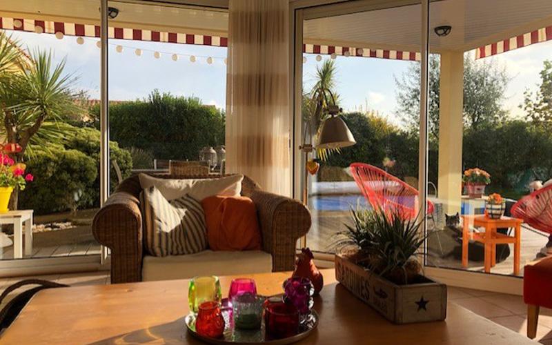 Villa-vendee - Vakantievilla in de Vendée - Les Jardins des Sables d'Olonne - Villa Sophora nr 66 woonkamer