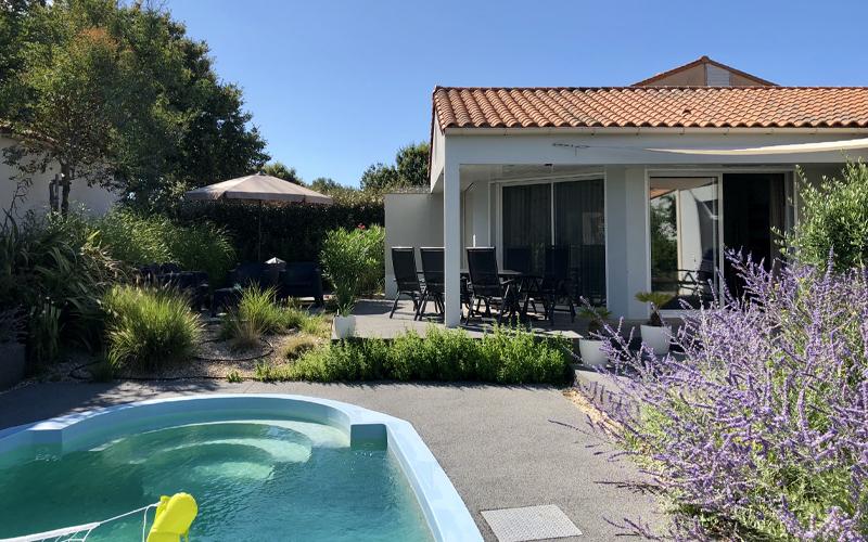 Villa-vendee - Vakantievilla in de Vendée - Les Jardins des Sables d'Olonne Villa Acacia nr 22