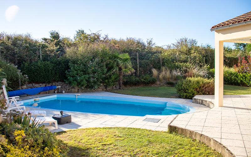 Villa-vendee - Vakantievilla in de Vendée - Les Jardins des Sables d'Olonne - Villa Acacia nr 39 zwembad 2